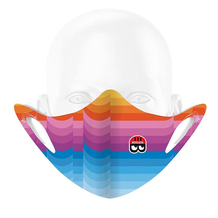RAINBOW LASER MASK (not medical supplies)