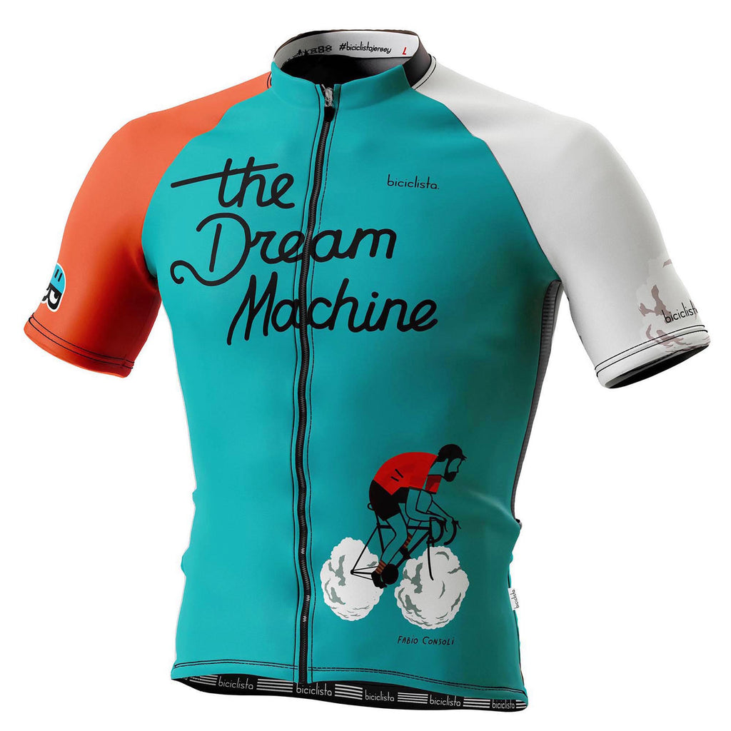 THE DREAM MACHINE right on jersey
