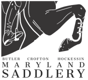 md saddlery logo