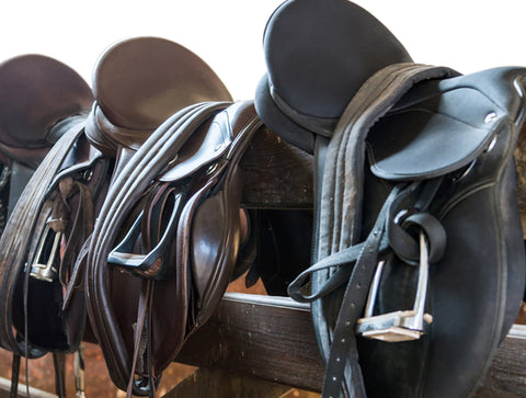 Consigned Saddles