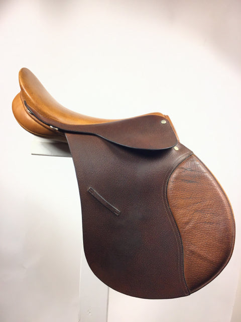 "17"" SWAINE ADNEY Used All Purpose/XC Saddle - Maryland Saddlery"