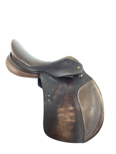 "16.5"" Harry Dabbs medium tree all purpose saddle"