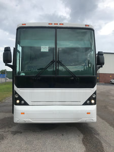 Coach bus for sale with bus financing, everyone is approved.