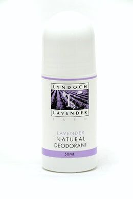 Lavender Deodorant - All Natural