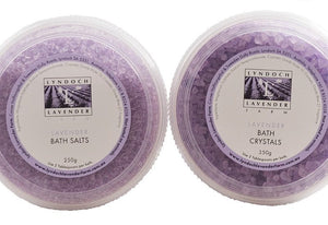 Bath Salts & Crystals