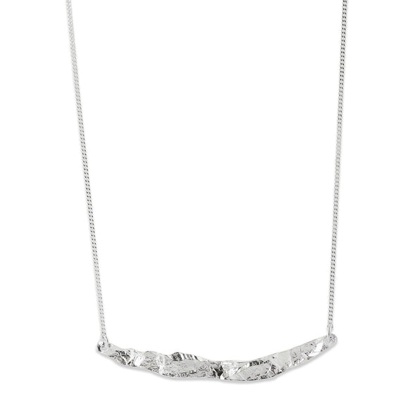 SIGYN NECKLACE SILVER PLATED