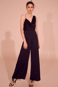 ROMANCE JUMPSUIT BLACK