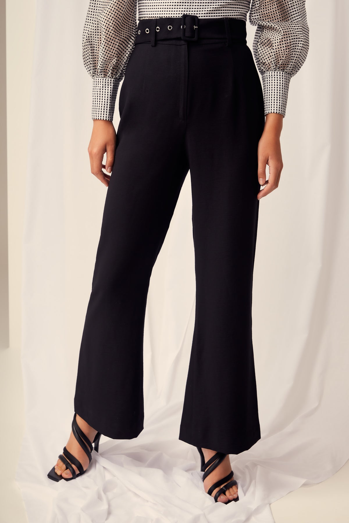 HIGH TIDE PANT BLACK