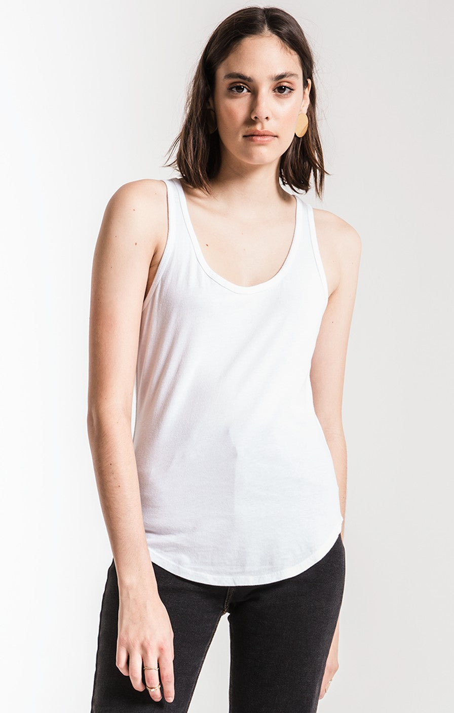 THE PERFECT TANK WHITE