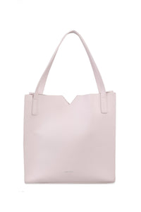 ALICIA TOTE-MUTED ROSE
