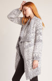 WHISKEY BY THE FIRE IVORY CARDIGAN