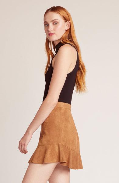 RUN THIS TOWN WHISKEY SKIRT