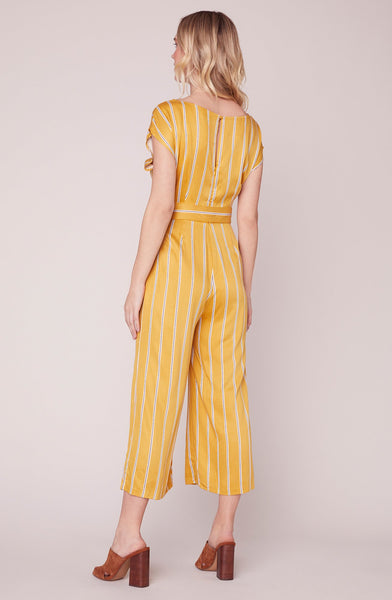 SET ALL THE RIGHT MOVES SUNSET JUMPSUIT