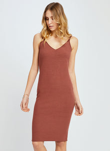 SUZIE GINGER DRESS
