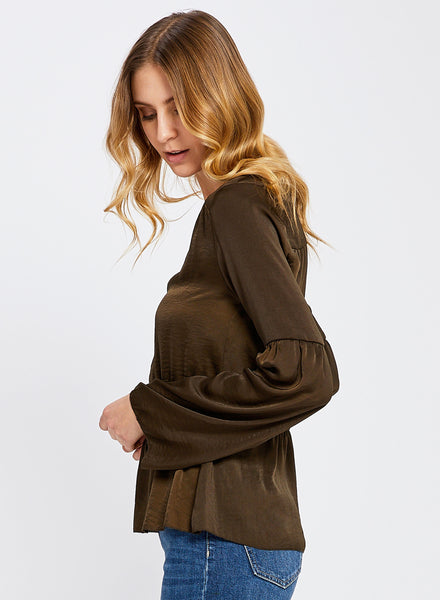 GENTLE FAWN – ABIGALE OAK TOP