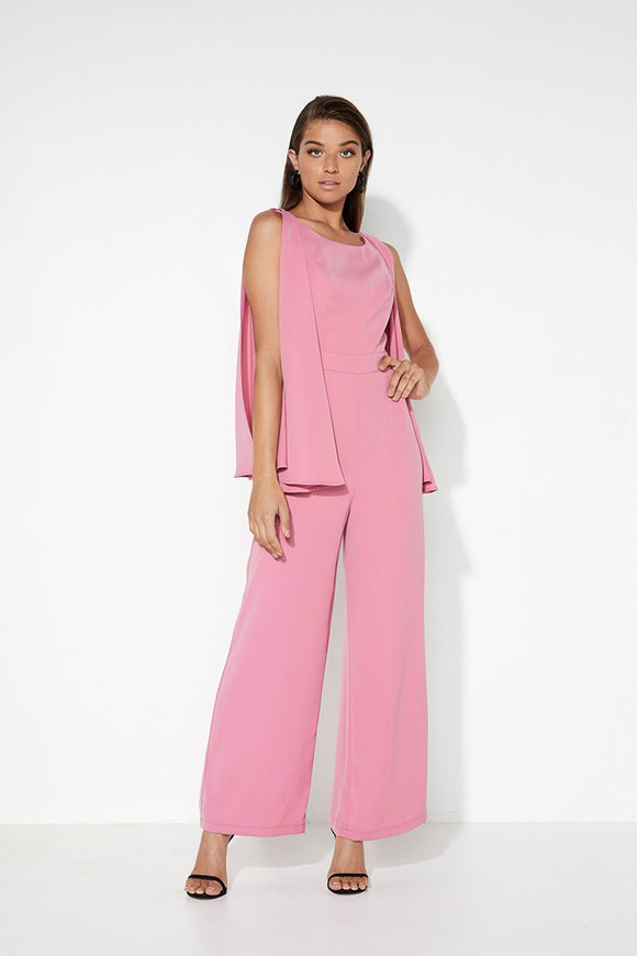 GO WITH THE FLOW JUMPSUIT