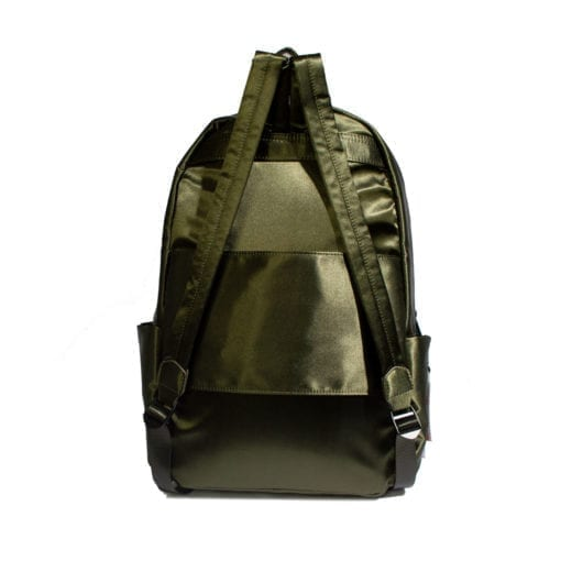 PIXIE MOOD – LEILA BACKPACK - SATIN OLIVE