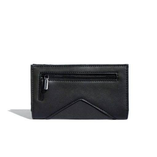 PIXI MOOD – SOPHIE WALLET - BLACK/NUBUCK