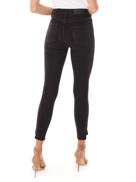 ALINE HIGH RISE SKINNY DENIM PANT SLICK
