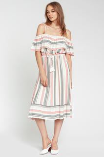 MER DRESS MARSEILLE STRIPE