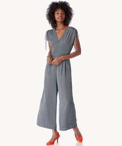 ADJUSTABLE SHOULDER JUMPSUIT