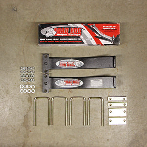 Load Hog® Helper Springs C37 Kit
