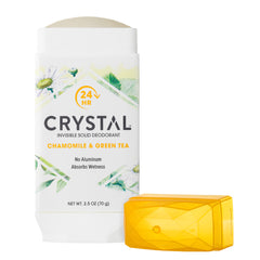 Invisible Solid Deodorant - Chamomile & Green Tea