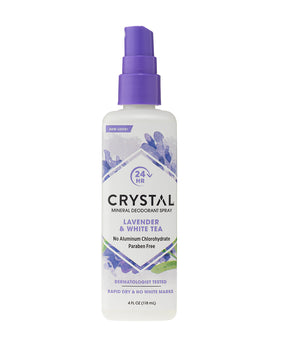 Mineral Deodorant Spray<br><br><p>Lavender & White Tea</p>