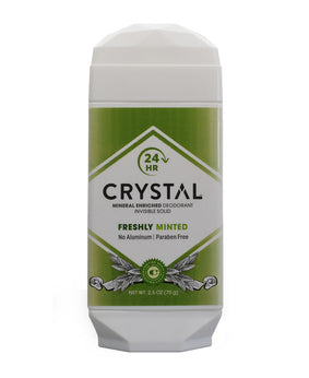 Mineral-Enriched Invisible Solid Deodorant<br><br><p>Freshly Minted</p>