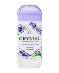 Invisible Solid Deodorant<br><br><p>Lavender & White Tea</p>