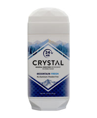 Mineral-Enriched Invisible Solid Deodorant<br><br><p>Mountain Fresh</p>