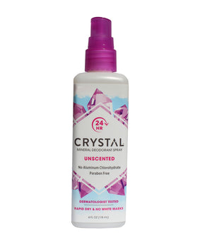 Mineral Deodorant Spray<br><br><p>Unscented</p>