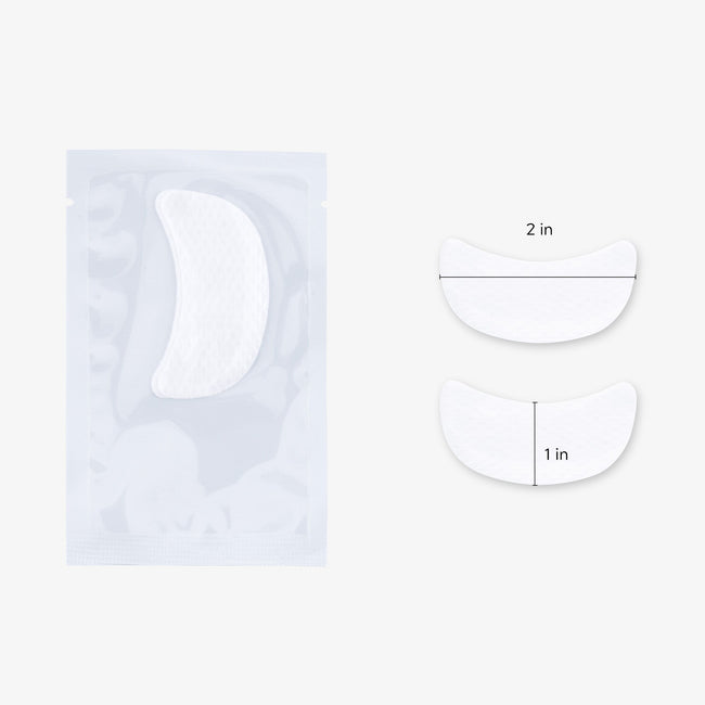PREMIUM EYE GEL PADS - CRESCENT SHAPE