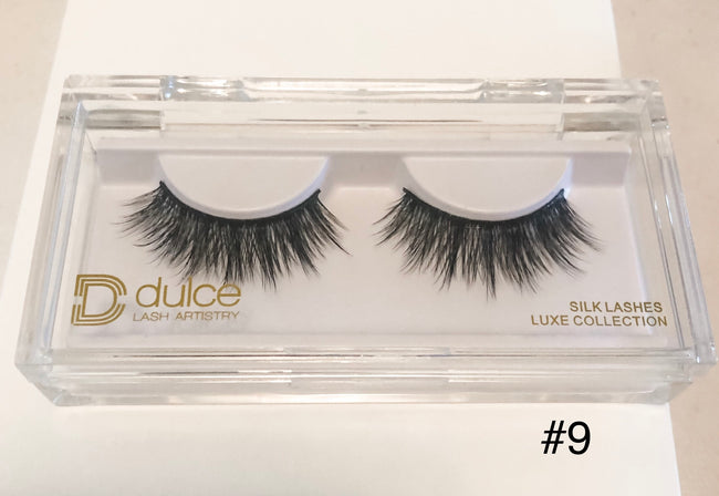 LUXE STRIP LASHES