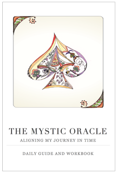 The Mystic Oracle - Daily Guide and Workbook for November 2018 (DIGITAL)