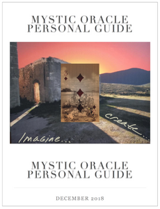 The Mystic Oracle - Daily Guide and Workbook for December 2018 (DIGITAL)