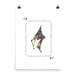 Ace of Diamonds Poster