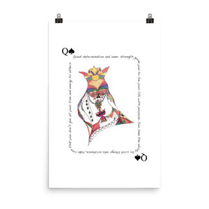 Queen of Spades Poster
