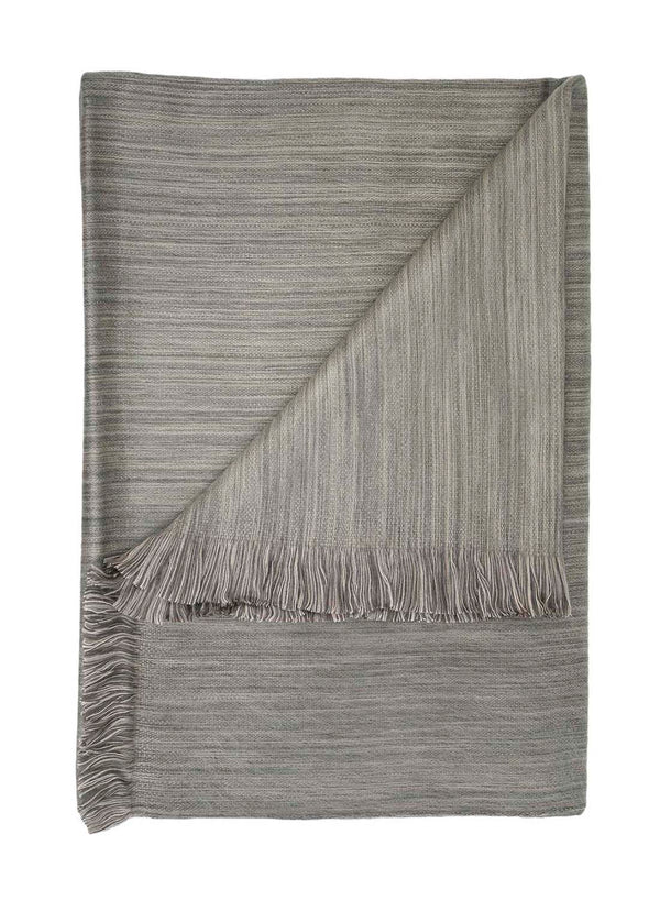 Alpaca Throw - Driftwood