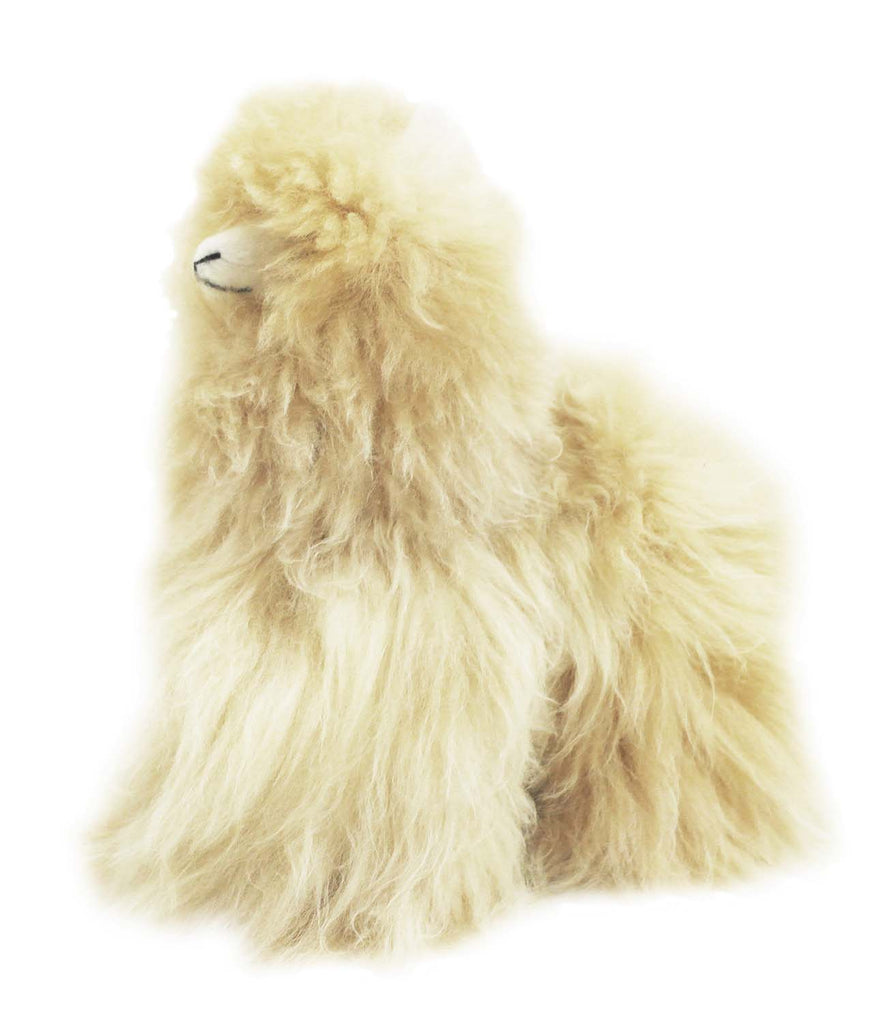 Alpaca Stuffed Animal - Alpaca 12""