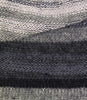 Alpaca Scarf Colorado Charcoal by Shupaca