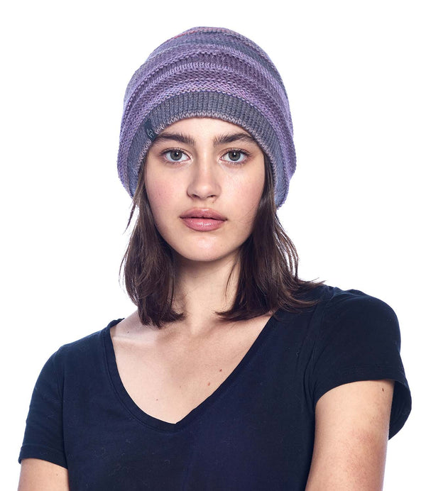 Alpaca Beanie Colorado Berry by Shupaca