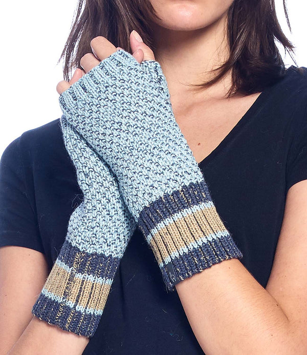 Alpaca Gloves - Carrera - Mint