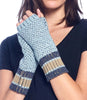 Alpaca Gloves Carrera Mint  Shupaca