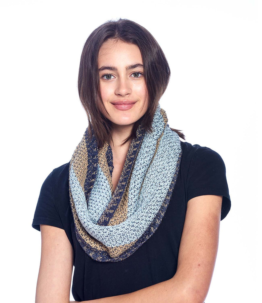 Alpaca Scarf Carrera Mint by Shupaca