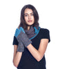 Alpaca Gloves - Caraveli Full - Azul