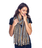 Alpaca Scarf Boucle Honey Gold Shupaca
