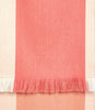 Shupaca Alpaca Reversible Scarf Peach Bloom
