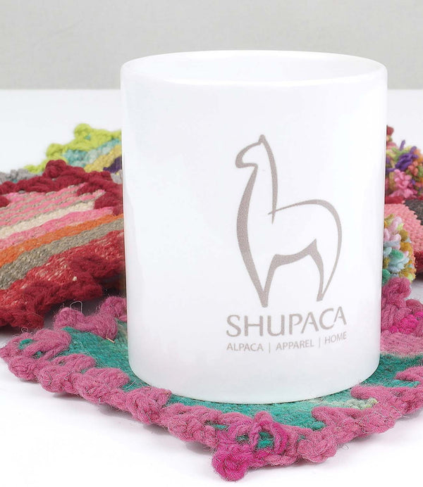 Heirloom Coasters by Shupaca Alpaca