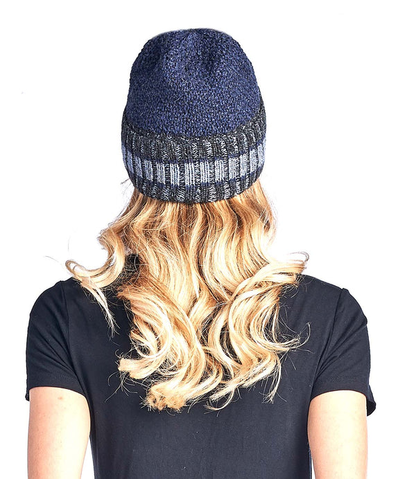 Alpaca Beanie - Carrera - Moonlight